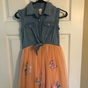 Justice size 10 new dress